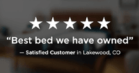 5 stars best bed we have owned review