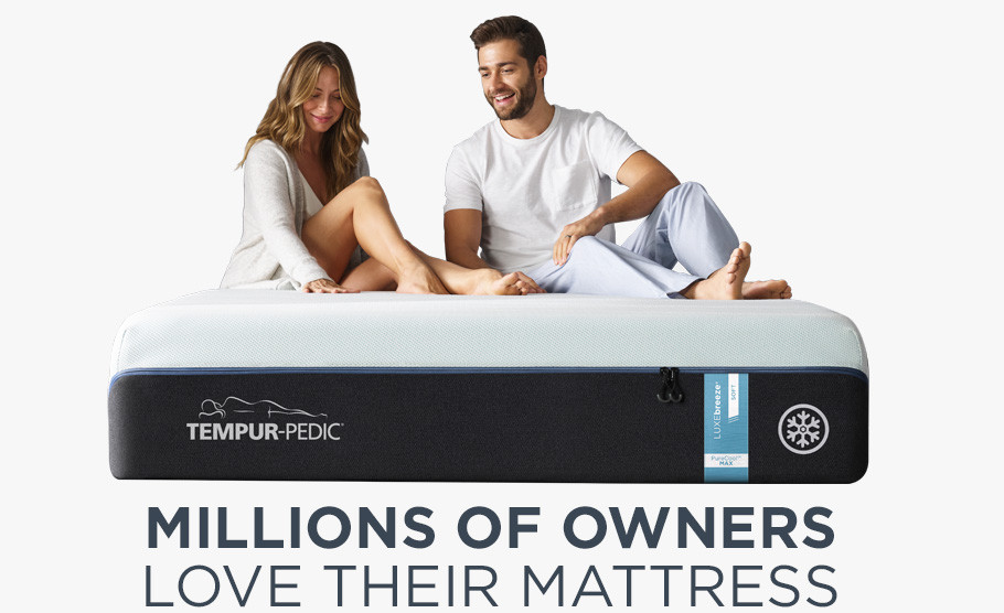 Discover why millions of owners love their mattress